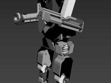 Robot Modelling