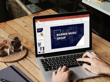 Warners Music Group Profile