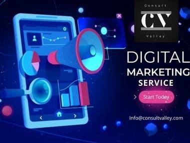 Digital Marketing - Consult Valley