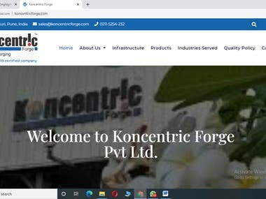 Koncentric Forge