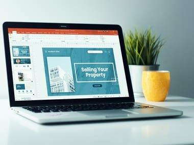 Real-Estate PowerPoint Presentation