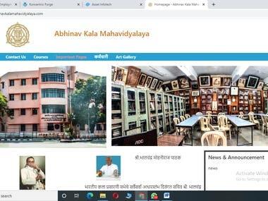 Abhinav Kala Mahavidyalaya