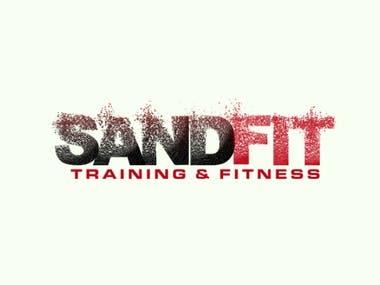 Training & Fitness Logo