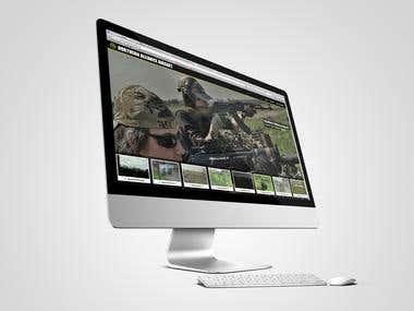 Northern Alliance Airsoft Website