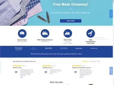 twillory(famous shopify site)