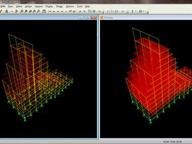 Structural Analysis and Design/ SAP 2000