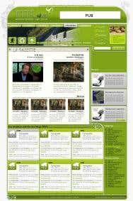 French Blog portal website