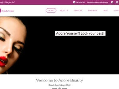 Adore Beauty Clinic