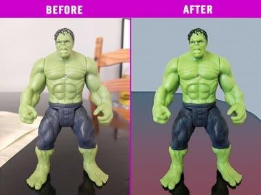 Hulk Edits