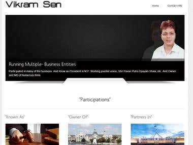 www.vikramsen.com