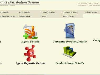 Product Distribution System