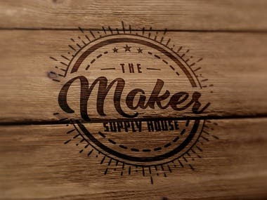 The Maker Supply House logo