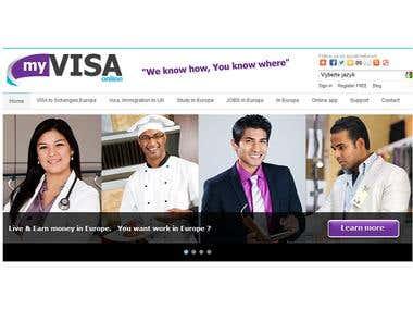 Corporate Identity & Website Design. Webdeveloper