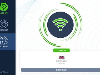 VPN Android Application