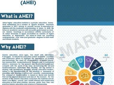 company profile /Brouchur design