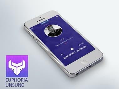 Euphoria Unsong. Music Player Song