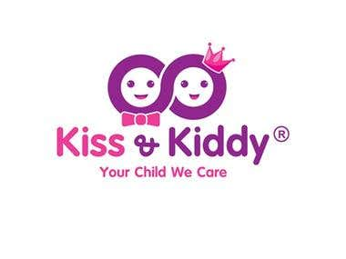 Logo design - Kiss & Kiddy logo