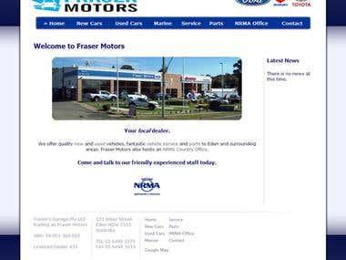 Fraser Motors