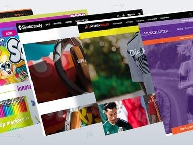 Website design & web Hosting