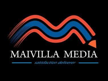 Logo design - MaiVilla Media