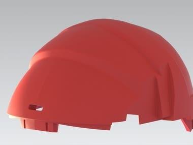 Reverse Engineering of a Helmet Inner