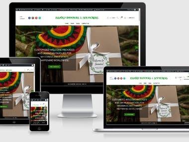 Online E-Shop