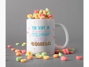 OnlyCook Mug Design