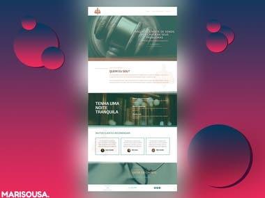 Site para Advogado criado no Wordpress