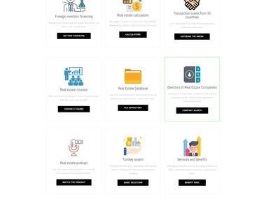Real Estate Learning Site(Kleo Theme+Elementor Pro)