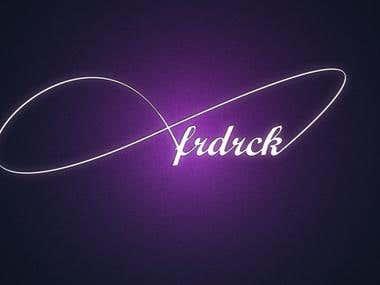 FRDRCK brand logo