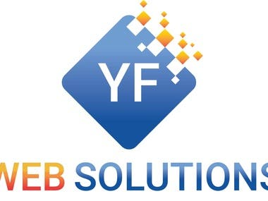 Logo Design - YF Web Solutions