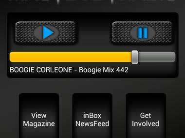 inBox Radio App