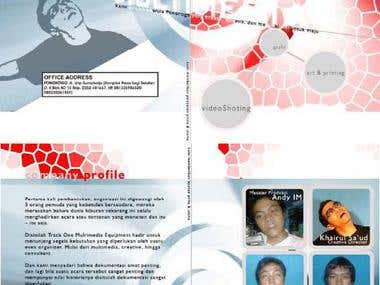 Brochure TrackOne Multimedia