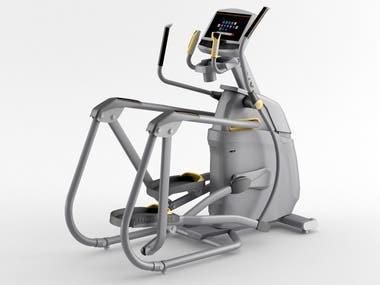 3d gym equipment