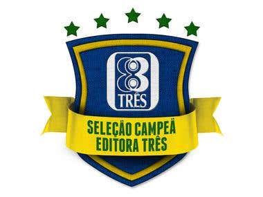 Copa - Editora Três