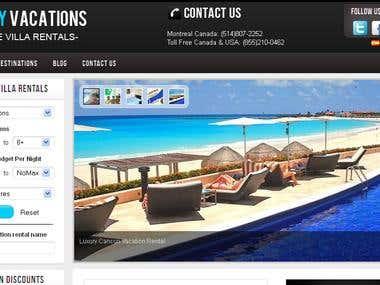 luxuryvacation-rentals.com