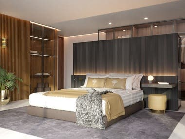 Luxury Modern Bedroom Designs