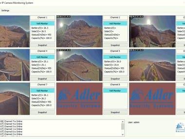 IP Camera Surveillance