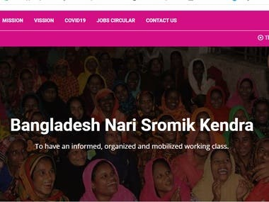 Bangladesh Nari Sramik Kendro (BNSK)