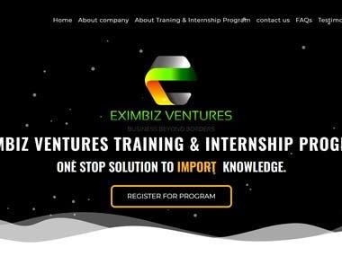 Simple Static Website
