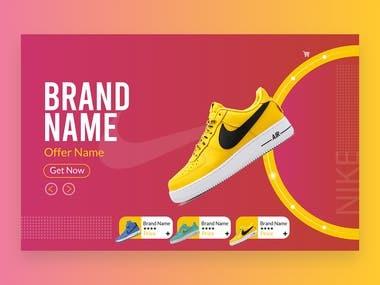 Brochure / Flyer / Advertising Banner