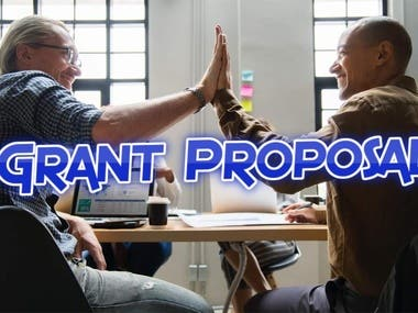 Grant Proposal - Sample