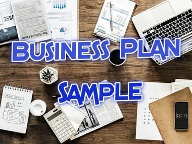 Business Plan - Sample