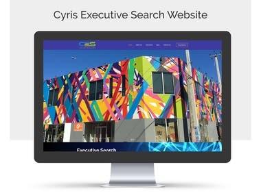 CES Website Redesign