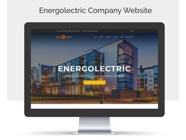 Energolectric Company Website