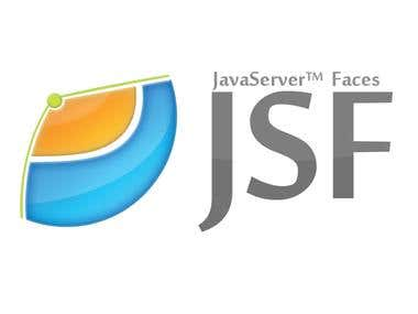 JSF with Primefaces
