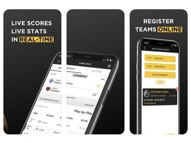 GoTOURNEY For Teams & Sports Fans