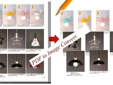 PDF to Image Convert