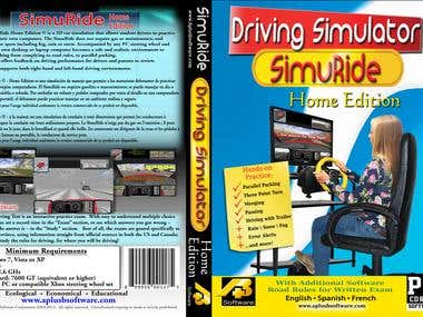 Cover Art - SimuRide Home Edition 2013