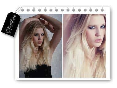 Glamour Photo Editing